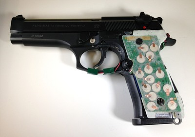 Can 'Smart Gun' Technology Help Prevent Violence?
